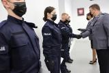 Toruń. Jedenaścioro policjantów złożyło ślubowanie [zdjęcia i film]