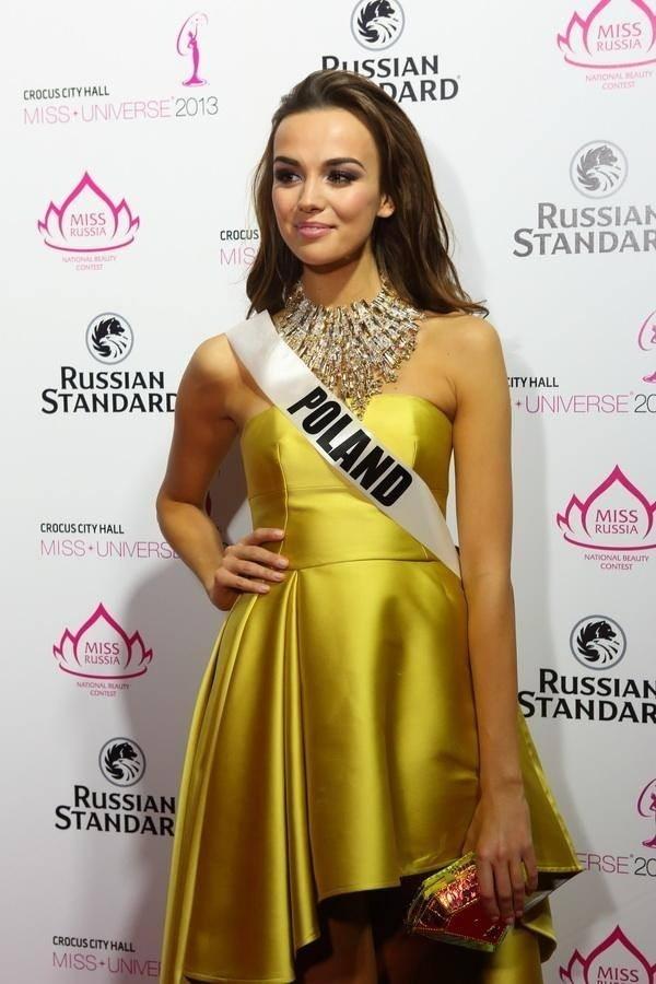 Miss Polonia 2012 Paulina Krupińska