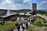 Przez koronawirusa Chęcin nie odwiedzi tysiące turystów. Straty na Zamku Królewskim i przedsiębiorców są gigantyczne