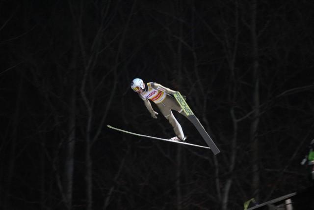 Kamil Stoch wygrał kwalifikacje do niedzielnego konkursu w Zakopanem.