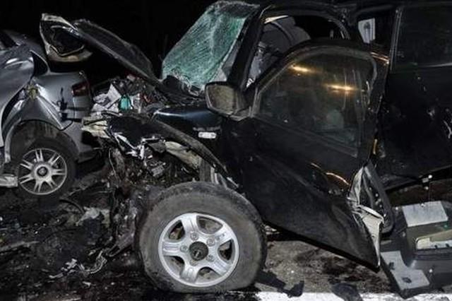 Wypadek Pawłowo. Cztery osoby nie żyją