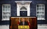 Koronawirus. Wielka Brytania: Premier kreśli mapę drogową wyjścia z lockdownu. Od 21 czerwca mają przestać obowiązywać ograniczenia