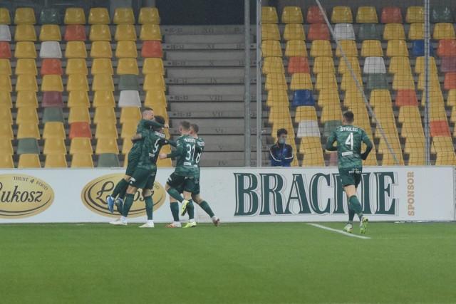 Podbeskidzie Bielsko-Biała - Śląsk Wrocław 0:2