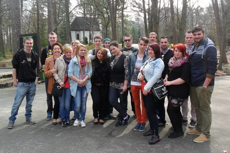 W Zespole Szkół Ponadgimnazjalnych w Łodzierzy gościła grupa uczniów i nauczycieli z zaprzyjaźnionej niemieckiej szkoły w Walsrode.