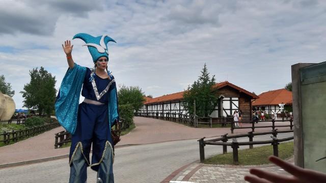 W ubiegłym roku sezon w krasiejowskim parku zaczął się już w połowie lutego. W Dniu Dziecka park działał na pełnych obrotach.