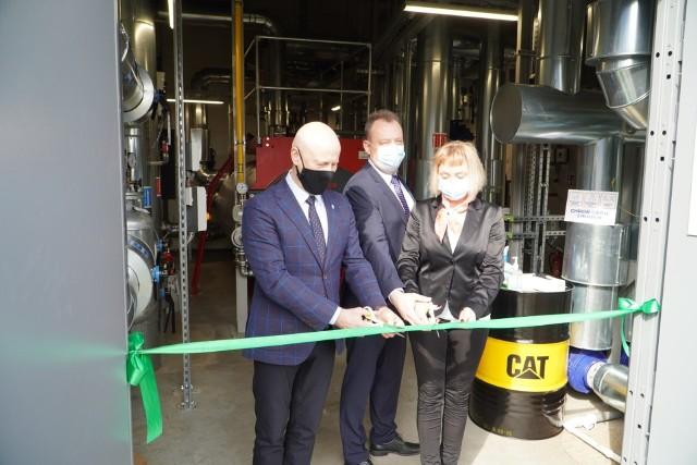 30 marca w Grójcu przy ulicy Zdrojowej odbyło się uroczyste otwarcie układu Kogeneracji, który wybudowała firma Celsium. Ma przynieść korzyści ekologiczne oraz ekonomiczne.