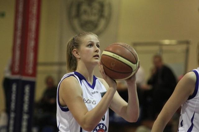 Dla Magdaleny Szajtauer sezon jeszcze się nie skończył. 18-letnia zawodniczka KSSSE AZS PWSZ Gorzów, która ma za sobą udane występy w ekstraklasie, zagra jeszcze w mistrzostwach Polski juniorek.