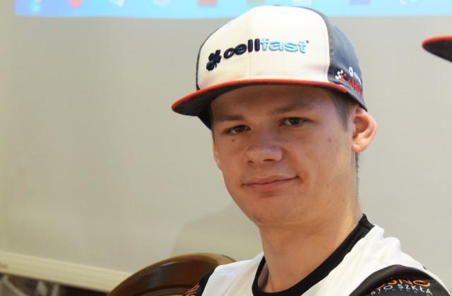 - Jestem gotowy sprzętowo na starty w 1 lidze - mówi Damian Dróżdż