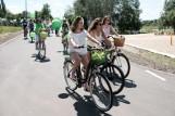 Parada rowerowa przejechała przez Poznań. Nad Wartą zorganizowano piknik [ZDJĘCIA]