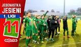 Błyszczeli na zapleczu. Jedenastka jesieni Fortuna 1 Ligi!