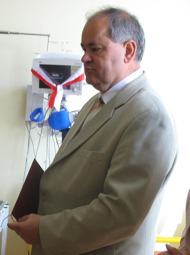 Tadeusz Tofel otrzyma 25 tysięcy złotych premii.