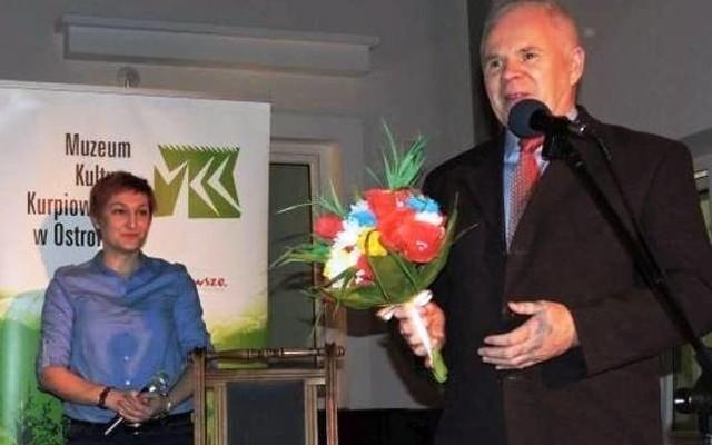 Mirosław Grzyb jest prezesem organizacji od 2000 roku (obok Iwona Choroszewska-Zyśk, wiceprezes)