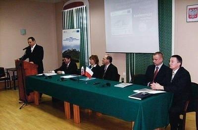 Projekt polsko - słowacki został omówiony podczas niedawnej konferencji Fot. archiwum