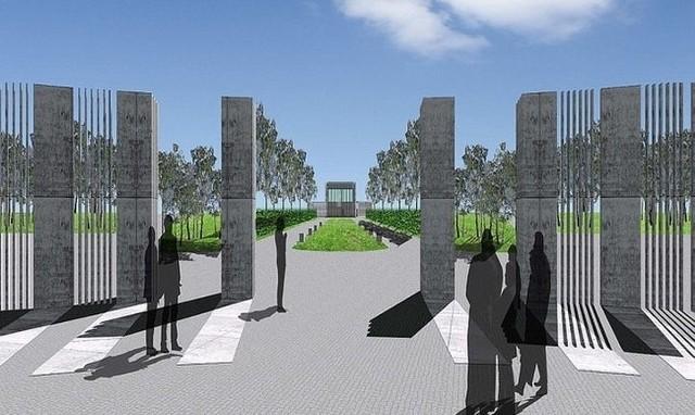 Tak będzie wyglądał nowy cmentarz na Oporowie