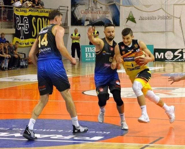 Piotr Wieloch miniony sezon spędził w Łańcucie
