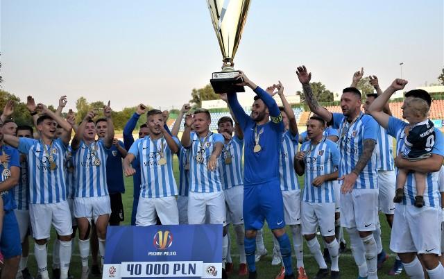 Karpaty Krosno wygrały Regionalny Puchar Polski, teraz zagrają z PGE Stalą Mielec