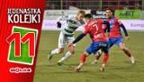 Lechia i Górnik łapią oddech. Jedenastka 17. kolejki PKO Ekstraklasy według GOL24 [GALERIA]