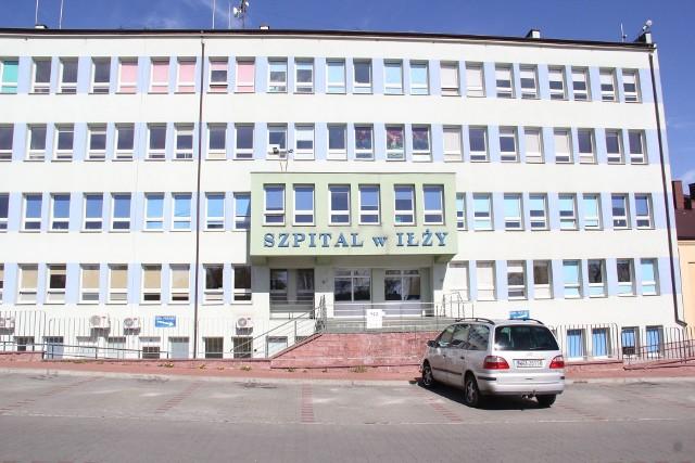 Tylko w 2021 roku nakłady na różne inwestycje w szpitalu w Iłży wyniosą blisko 7,5 miliona złotych.
