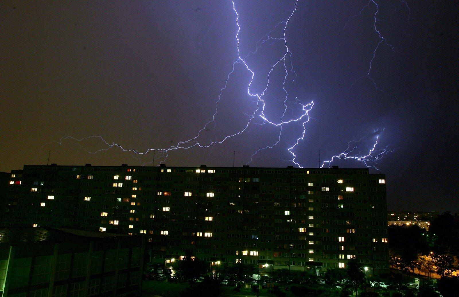 Gdzie jest burza dziś 8.08.2020? Kiedy będzie burza? Sprawdź na interaktywnej mapie [RADAR OPADÓW i BURZY, MAPA BURZOWA, MAPA BURZY ONLINE] | Dziennik Bałtycki