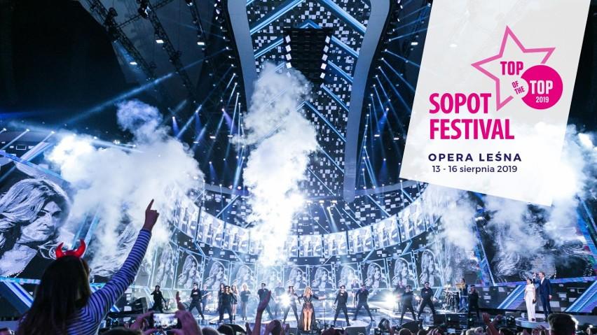 TOP OF THE TOP Sopot FESTIVAL 13-16.08.2019. Największe...