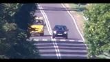 Policyjny dron namierzał piratów drogowych w okolicach Janowa Lubelskiego. Zobacz WIDEO