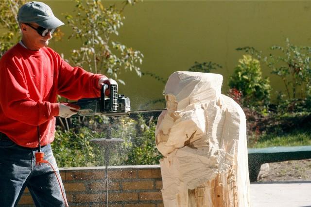 Od 23 do 26 września poznański park Wilsona wypełni się drewnianymi rzeźbami.