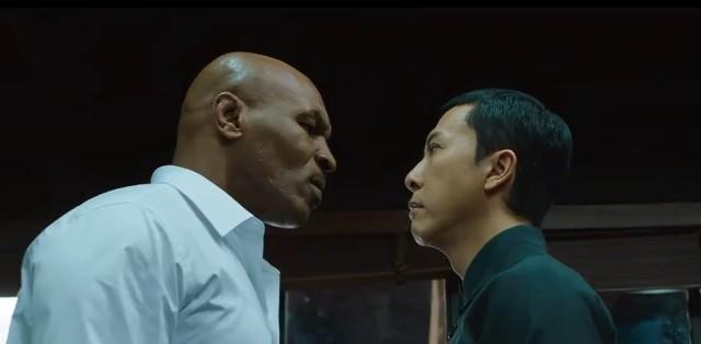 Mike Tyson kontra Donnie Yen w filmie Ip Man 3