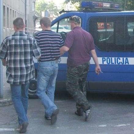 Marcin K. został zatrzymany na jednym z opolskich osiedli.