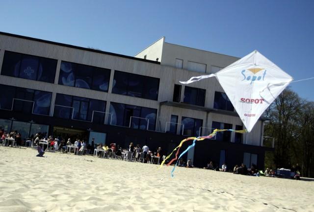 Dziecko zgubiło się na plaży w Sopocie w pobliżu wejścia nr 20