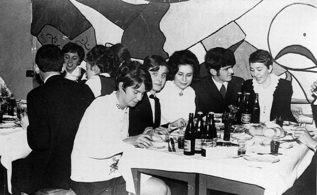 Studniówka 1969>>> Kolejna fotografia >>>