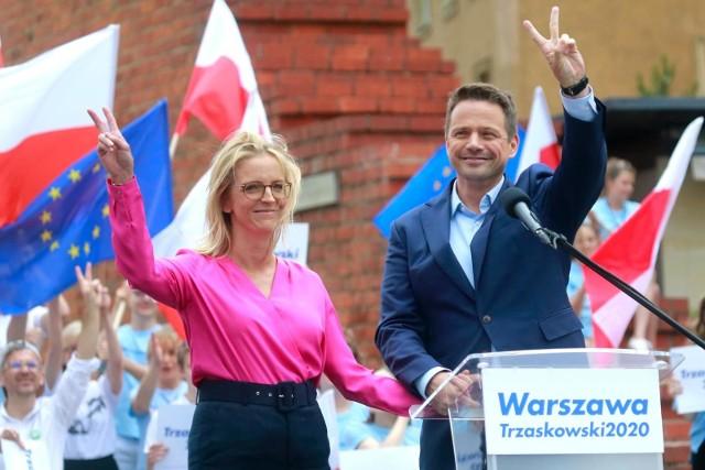 Rafał Trzaskowski wygra niedzielne wybory? Zdecydują ci, którzy wciąż nie wiedzą jak zagłosować