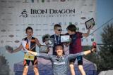 Iron Dragon 2020 - Triathlon Kids. W zawodach przy Zalewie Na Piaskach pod Krakowem rywalizowały także dzieci [ZDJĘCIA]