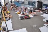 Nielegalne podróbki na bazarach. Wyniki przeprowadzonych kontroli w sierpniu