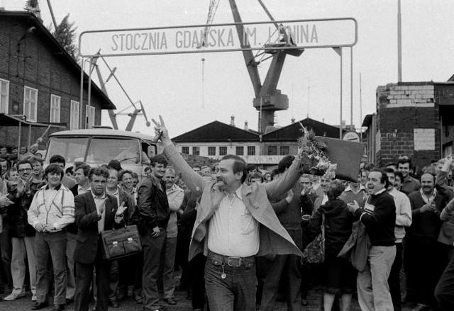 Lech Wałęsa w 1973 r.