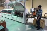 Komandor uruchomił w podkieleckiej fabryce supernowoczesne maszyny