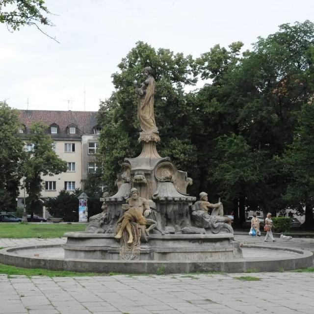 Krystyna Piecuch, miejski konserwator zabytków, od kilku lat planuje jego zrekonstruowanie.