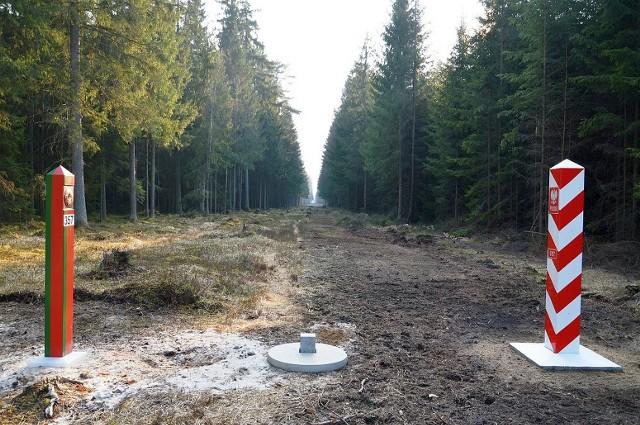 15 Czeczenów, którzy nielegalnie przekroczyli granicę Polski, zostało zatrzymanych