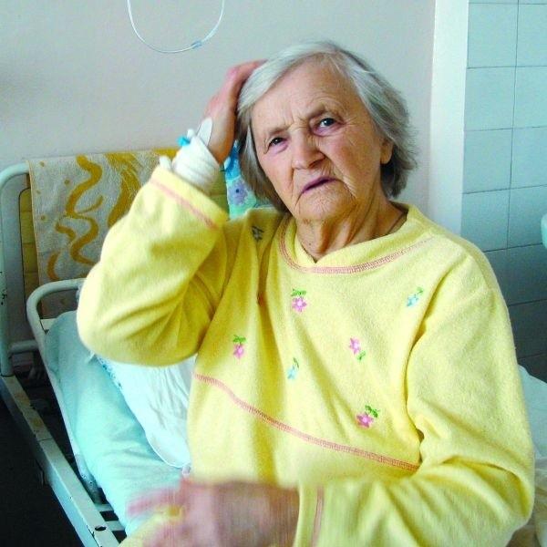 - Boję się, co teraz będzie - mówi Marianna Poźniak, pacjentka suwalskiego szpitala. - Lekarz, który mną się opiekował, również odchodzi z pracy. Nie rozumiem, jak mogło dojść do takiej sytuacji!
