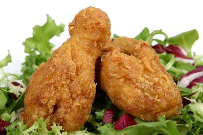 Przepis na chrupiące skrzydełka z KFC