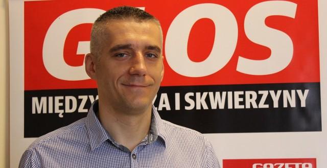 Jednym z kandydatów jest dr Michał Romaneczko ze Skwierzyny.