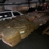 Lubuska Krajowa Administracja Skarbowa zatrzymała 2 tony nielegalnego tytoniu