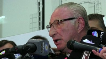 Ernesto Cherquis Bialo, rzecznik Argentyńskiego Związku Piłki Nożnej
