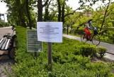 Uwaga! Niebezpieczne chemikalia we Wrocławiu! Groźnie na skwerach i zieleńcach