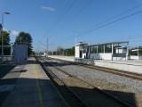Dlaczego na dworcu w Pabianicach wyremontowano tylko jeden peron? ZDJĘCIA