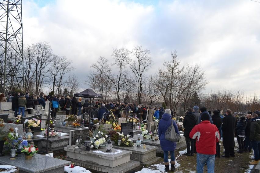 Pogrzeb Marcina Babko [ZDJĘCIA]