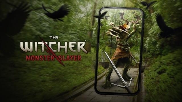 The Witcher: Monster Slayer wyjdzie na smartfony i będzie jak Pokemon GO