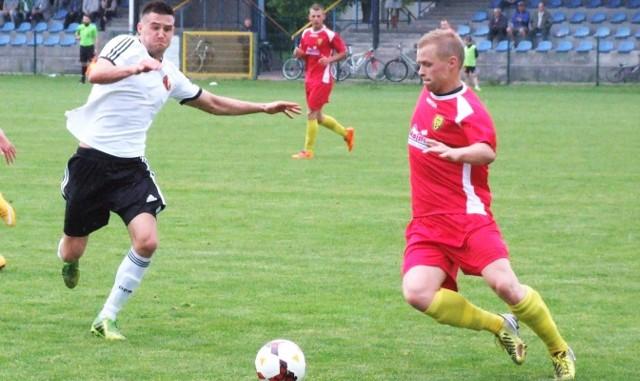 Ostatnia ligowa wizyta Garbarni Kraków w Trzebini skończyła się remisem 1:1