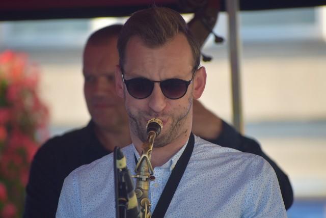 Jazz na sieradzkim Rynku