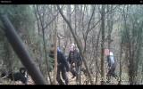 Miastkowo. Strażnicy leśni zatrzymali kłusowników. Zastawiali wnyki na zwierzęta i prowadzili nielegalny połów ryb