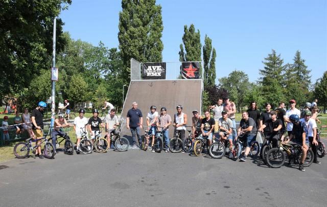 W Inowrocławiu odbyły się niezwykle widowiskowe zawody BMX JAM VOL.4